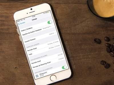 Dicas de como economizar o consumo de dados 3G/4G no iOS | TechApple.com.br