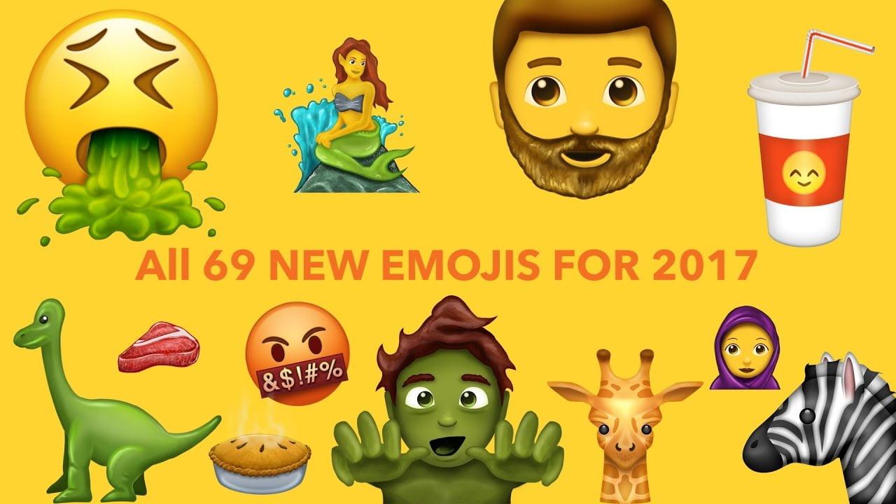 Novos emojis estão a caminho do seu celular; conheça as novidades