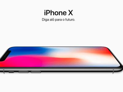 iPhone X   TechApple.com.br