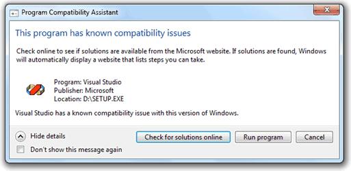 Installing and running Microsoft Visual Basic 6 0 On Windows