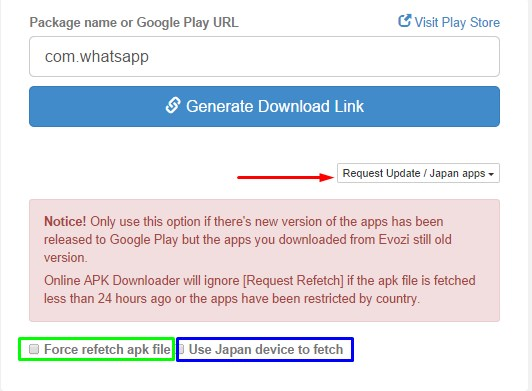 3 Websites to directly Download Apk from Google Play Store