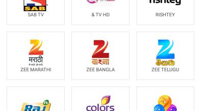 zee bangla serials apps