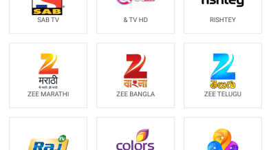 Top 7 Free Indian Live TV Apps for Android to Watch Live TV