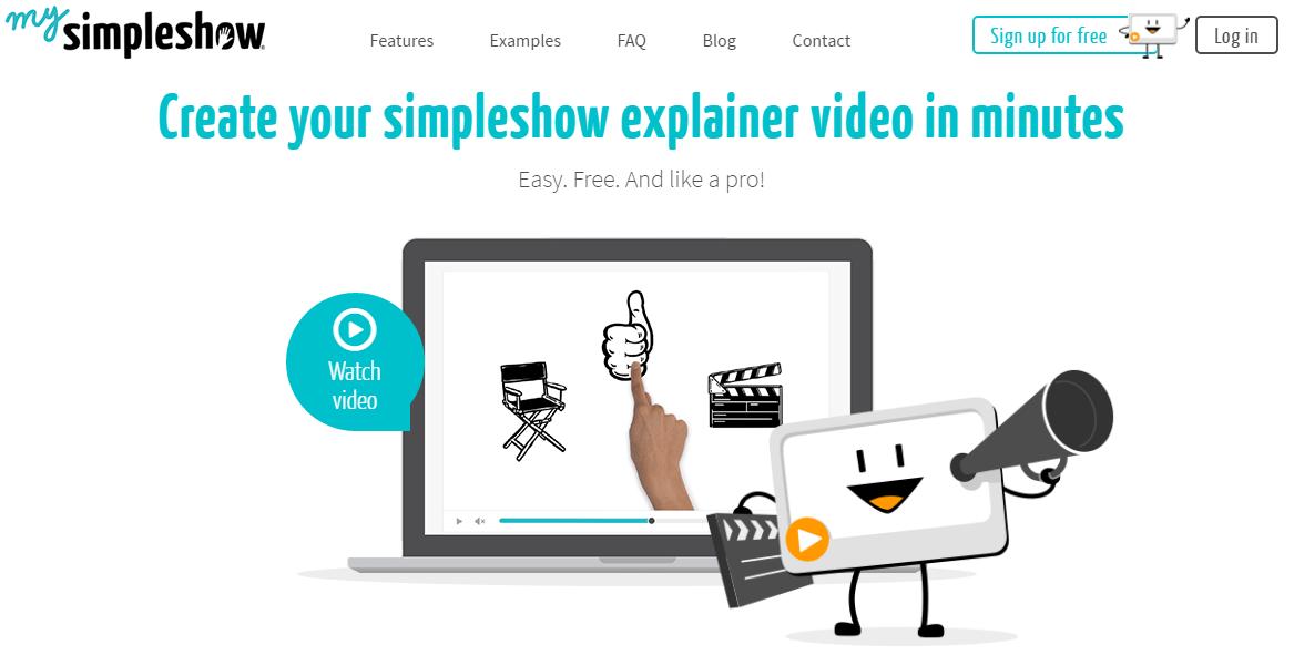 simple video