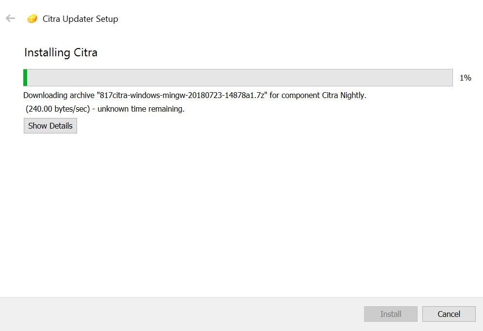 citra emulator download for windows 10
