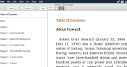 Amazon Kindle Mobi Reader for Mac OS X