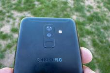 Samsung Galaxy A6+ test complet techareafr