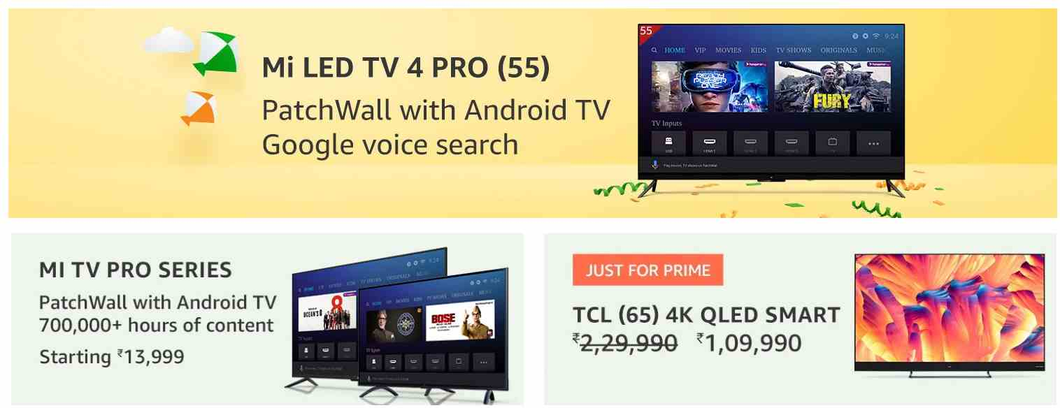 Amazon Great Indian Sale 2019