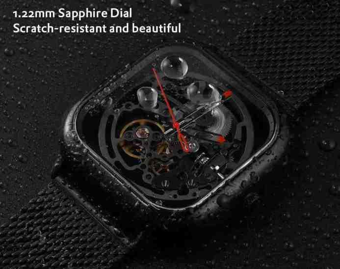 xiaomi automatic mechanical watch