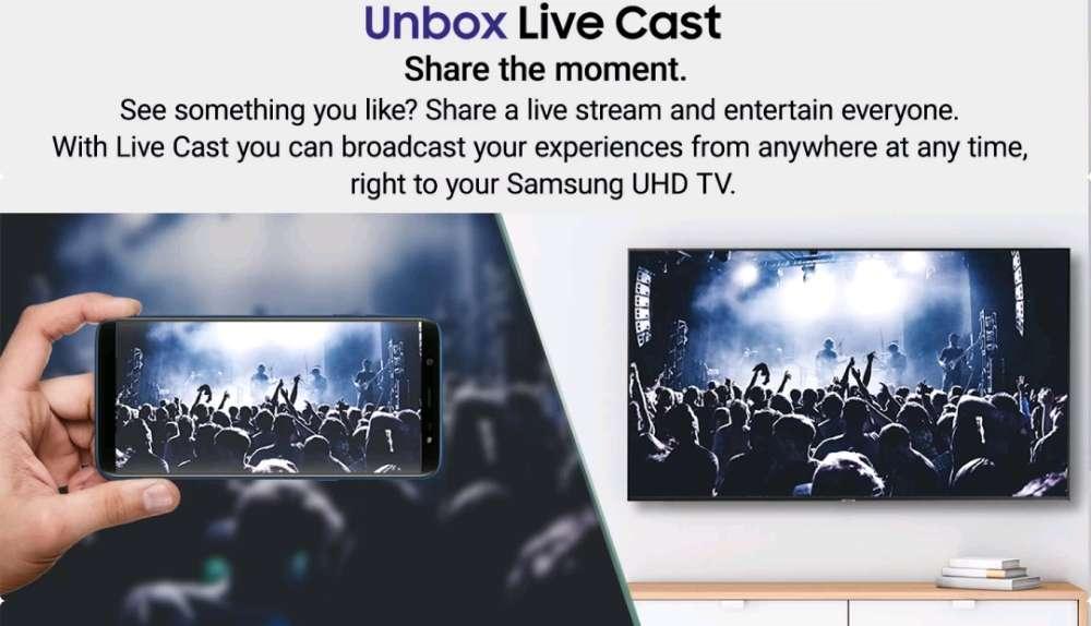 Samsung Super 6 Smart TV