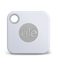 Tile Mate is shown in the picture during write-up of Airtags vs Tile comparison