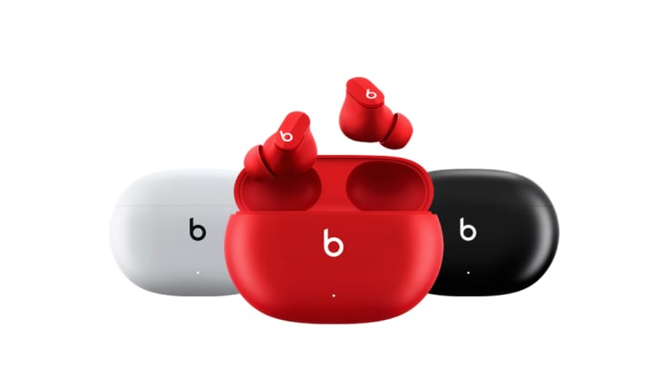Apple Beats Studio Buds with active noise cancellation