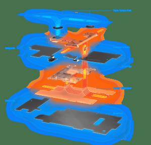 Lenovo Legion Duel 2 cooling system