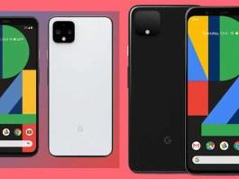 Google Pixel 4 XL vs Google Pixel 4