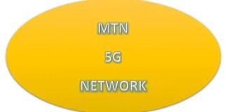 MTN 5G Network