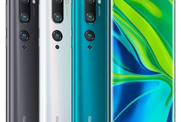 Xiaomi Mi Note 10 Price In Nigeria