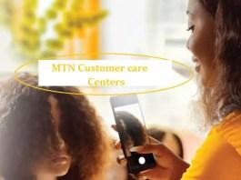MTN Customer Care Center