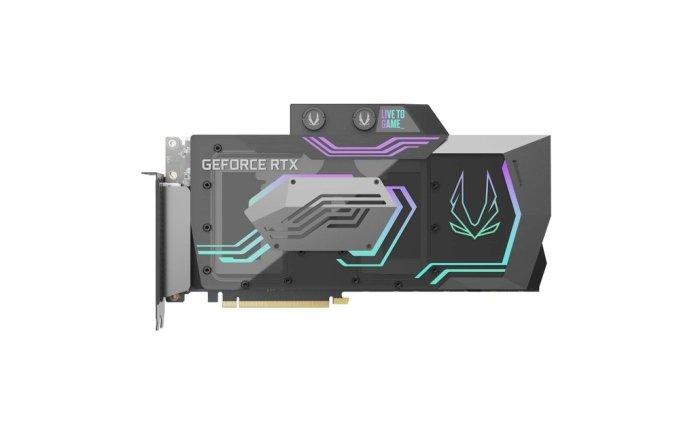 RTX 3090 ArcticStorm Front Side