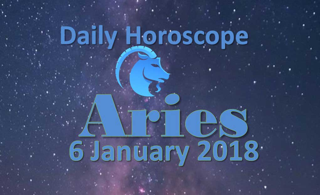 horoscop aries 6 january