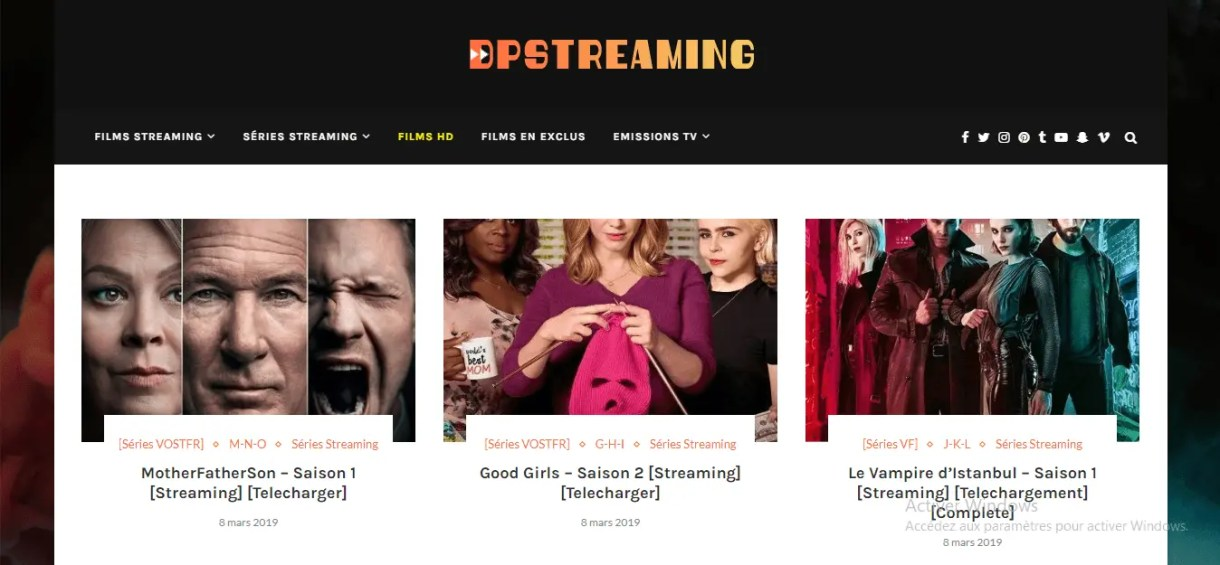 """Résultat de recherche d'images pour """"dpstreaming film"""""""