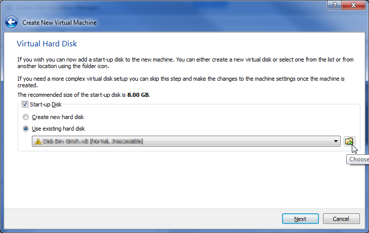 How to open a  vmdk file in Oracle VirtualBox | Techathlon