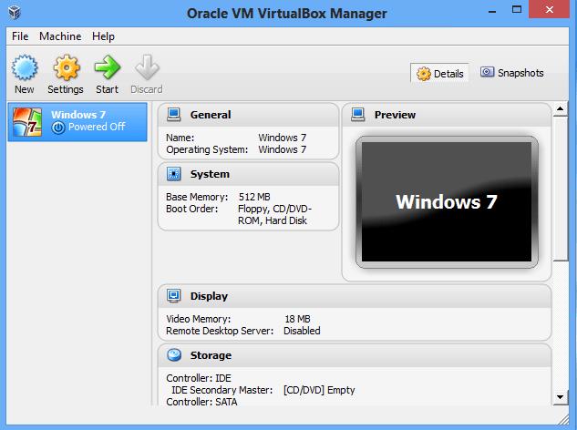 Backup current Windows OS as a virtual machine | Techathlon