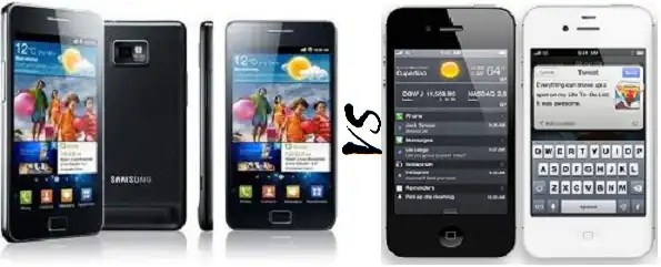 Samsung Galaxy S2 vs. iPhone 4S and the top 6 reasons you should buy S2 instead of iPhone 4s