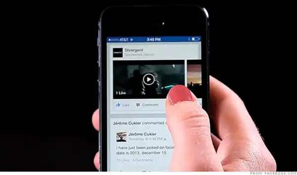 Generate income from Facebook video ad