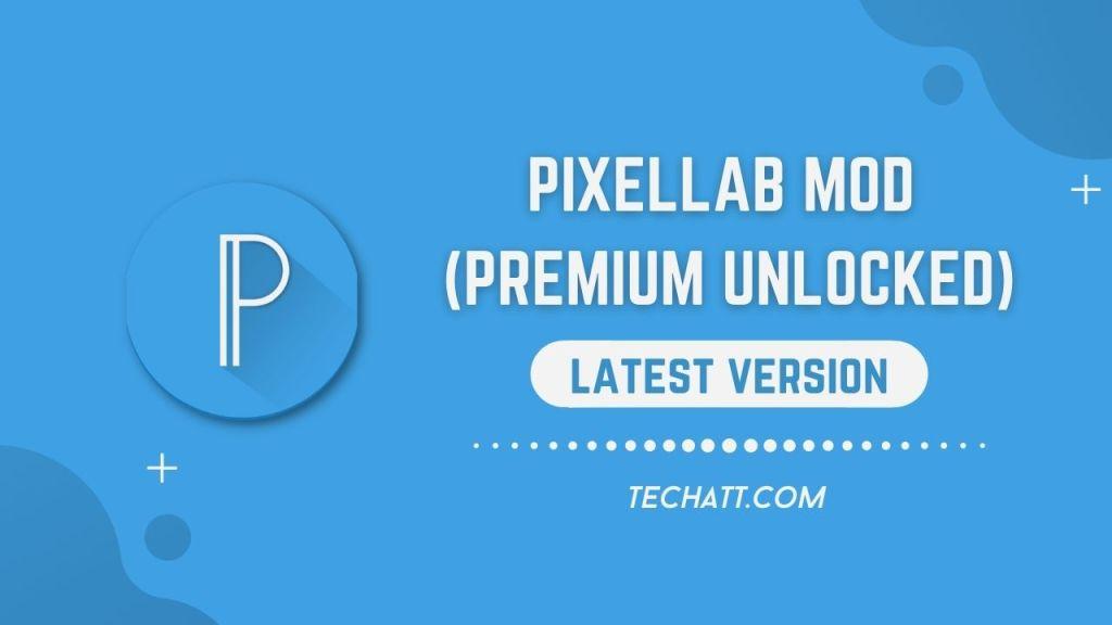 PixelLab MOD APK (Premium Unlocked)