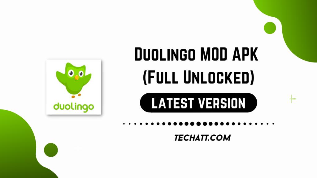 Duolingo MOD APK (Full Unlocked)