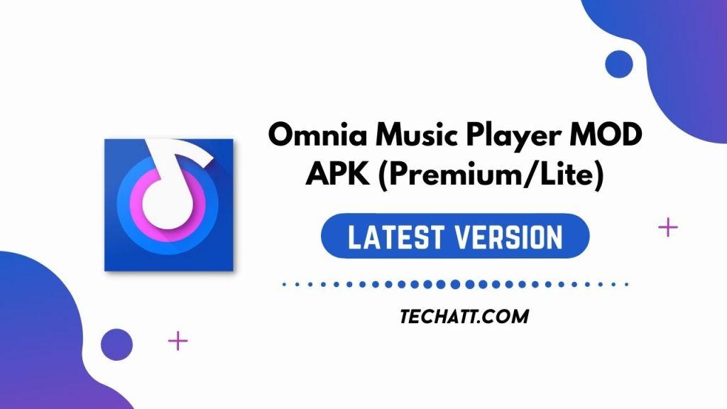 Omnia Music Player MOD APK (Premium/Lite) Free Download