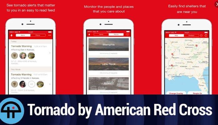 Nashville Tornado Best Tornado Alert App for Android and iOS, nashville tornado, tornado app download,
