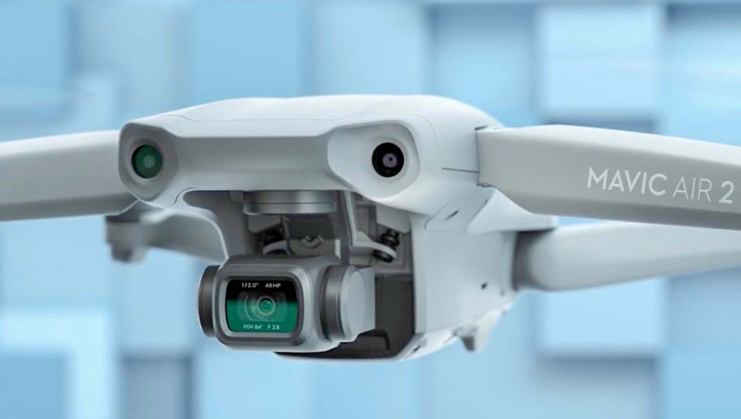 DJI Mavic Air 2: The New Drone That Has High-Quality Camera And Longer Flying Time