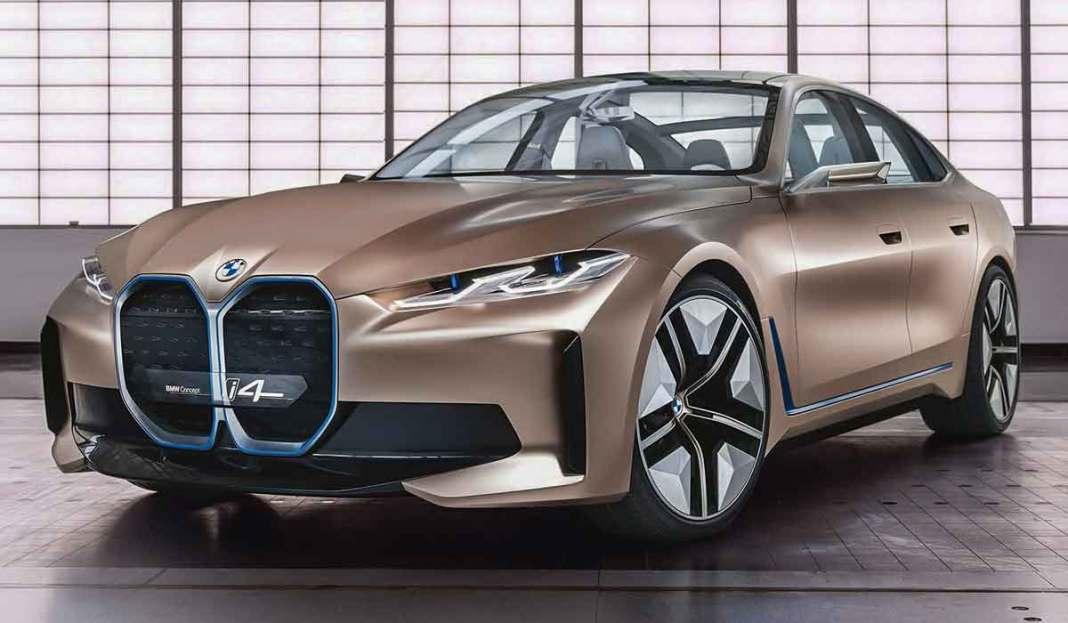 2021 BMW i4 Review