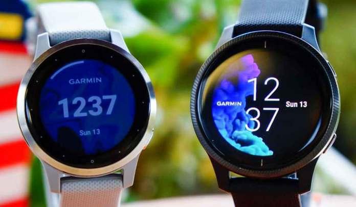 Garmin Venu vs Fitbit Sense, Garmin Venu vs Vivoactive 4