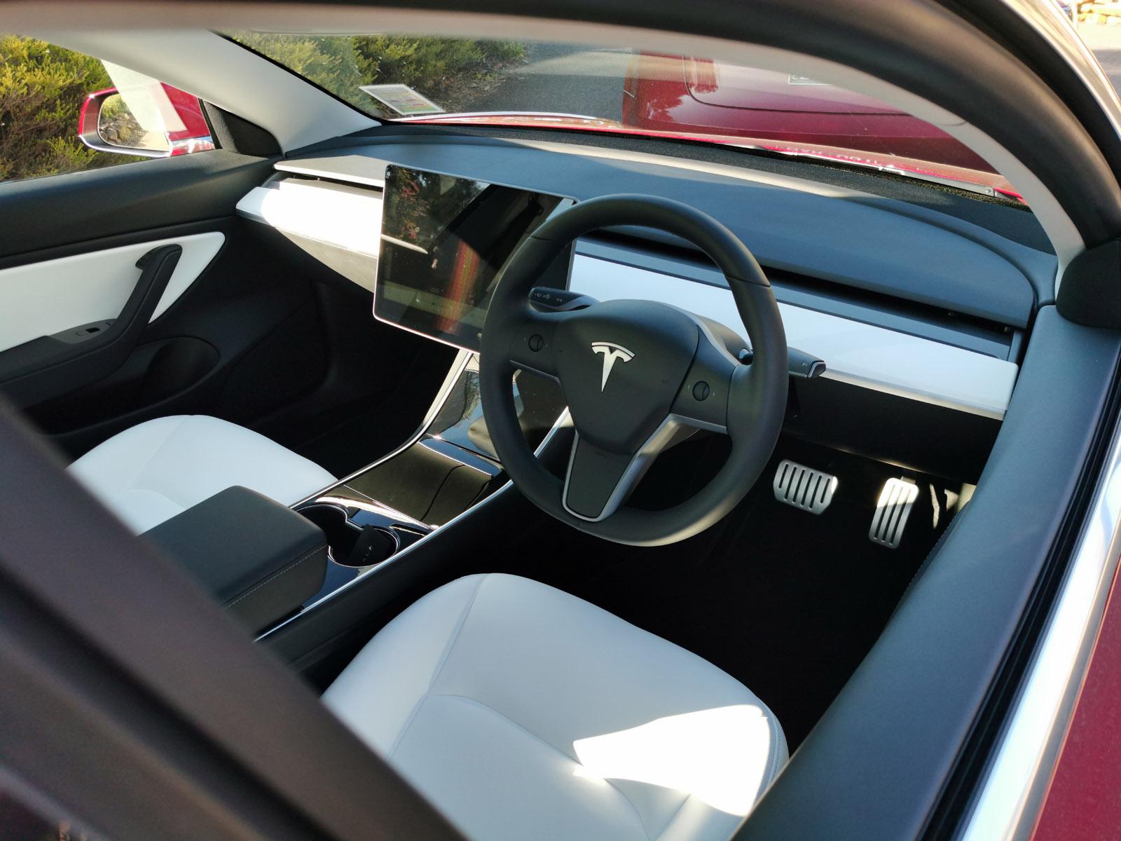 Tesla Model 3's Premium Interior audio turns the car into a cinema on wheels - techAU