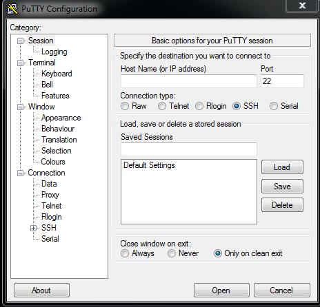 Serial port communication in Windows 7 using Hyper-terminal