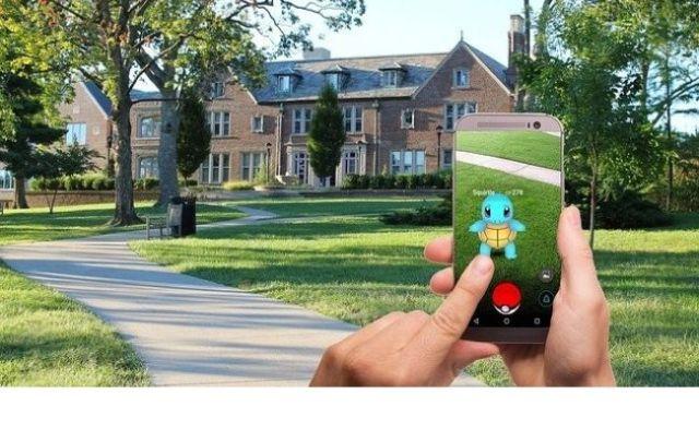 Pokemon go AR Game | Techax Labs