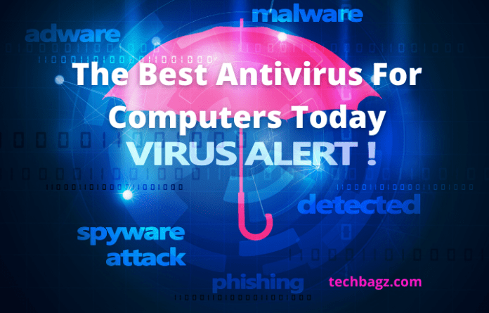 The Best Antivirus For Computers Today