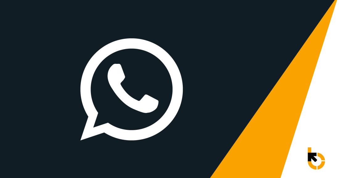 WhatsApp Dark Mode Banner