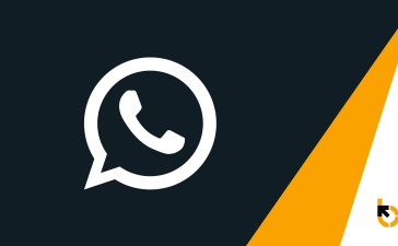 WhatsApp Dark Mode Banner