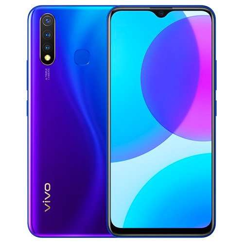 Vivo U20 - Best Phones Under 15000 in India (January 2020)