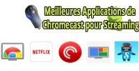 Applications de Chromecast