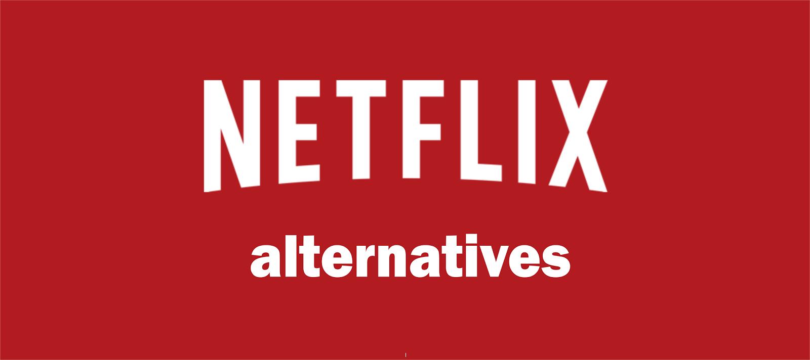 Meilleures alternatives Netflix