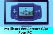 émulateurs GBA pour PC