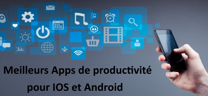 applications de productivité