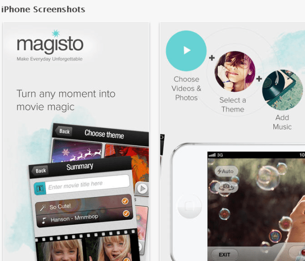 magisto-video-editing-app