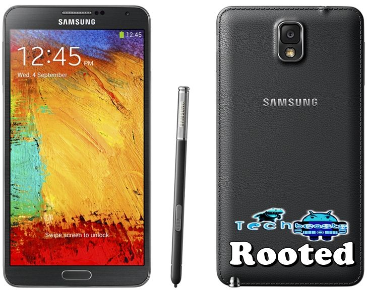 How To Root Samsung Galaxy Note 3 SM-N900V