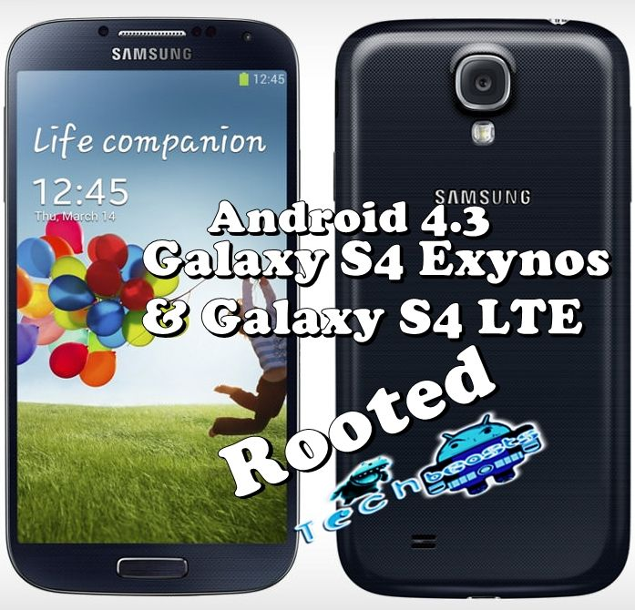 Root and Install CWM Recovery on Samsung Galaxy S4 GT-I9500/GT-I9505