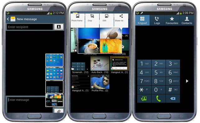 Install Ditto Note 3(DN3) ROM on Galaxy Note 2 and get all Note 3